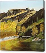 Sabino Autumn Canvas Print