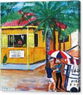 Sabor A Puerto Rico Canvas Print