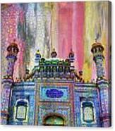 Sachal Sarmast Tomb Canvas Print