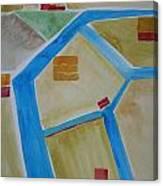 Sacramento River Delta I Canvas Print