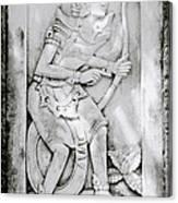 Sacred Bali Canvas Print