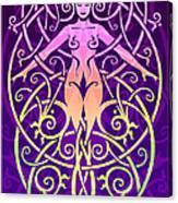 Sacred Ecology Canvas Print