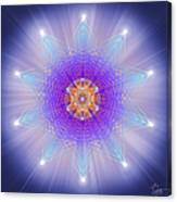 Sacred Geometry 144 Canvas Print