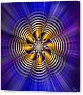 Sacred Geometry 184 Canvas Print