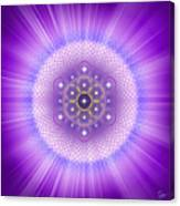Sacred Geometry 185 Canvas Print