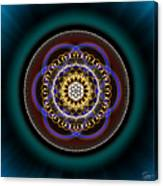 Sacred Geometry 332 Canvas Print