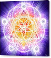 Sacred Geometry 67 Canvas Print