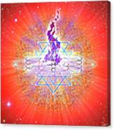 Sacred Geometry 73 Canvas Print