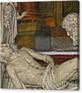 Sacred Sacrifice Canvas Print