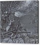 Saddle Sniper Canvas Print