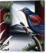 Saddleback Canvas Print
