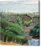 Sadies Beach Canvas Print