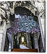 Sagrada Familia Doors - Barcelona - Spain Canvas Print