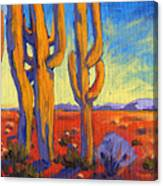 Desert Keepers Canvas Print