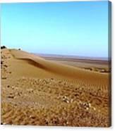 Sahara Desert 14 Canvas Print