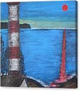 Saharamond Canvas Print