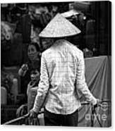 Saigon I Canvas Print