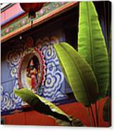 Saigon Temple Canvas Print