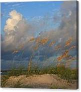 Sailboat Wrightsville Beach North Carolina  Canvas Print