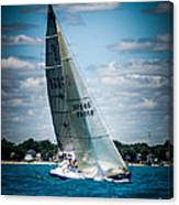 Sailing 97045 Canvas Print