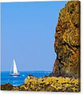 Sailing - Portrait Canvas Print
