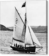 Sailing Ship Cutter Canvas Print