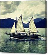 Sailing Ship Canvas Print