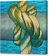 Sailor Knot 9 Canvas Print