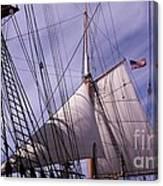 Sails Ready Canvas Print