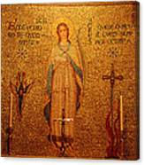 Saint Agnes Canvas Print