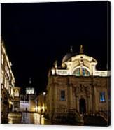 Saint Blaise Church - Dubrovnik Canvas Print