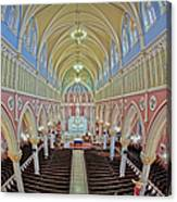 Saint Bridgets Church Canvas Print