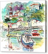 Saint-jean-de-luz 02 Canvas Print