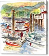 Saint Jean De Luz 04 Canvas Print