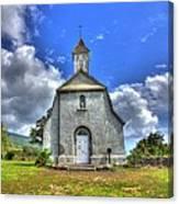 Saint Joeseph's Church Maui  Hawaii Canvas Print
