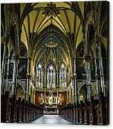 Saint John Cathedral Canvas Print