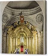 Saint Joseph Cathedral Canvas Print
