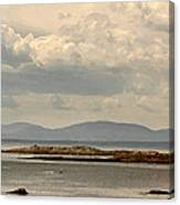 Awesome Saint Lawrence River Canvas Print