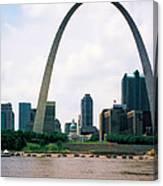 Saint Louis Arch Canvas Print