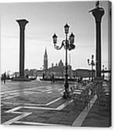 Saint Mark Square, Venice, Italy Canvas Print