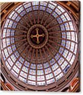 Saint Nicholas Church Dome Interior In Amsterdam Canvas Print