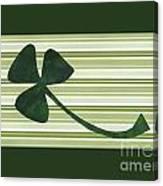 Saint Patricks Day Collage Number 18 Canvas Print