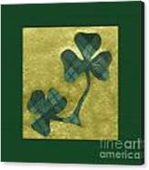 Saint Patricks Day Collage Number 22 Canvas Print