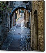 Saint Paul Rue Grande Canvas Print