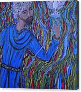 Saint Peter Canvas Print