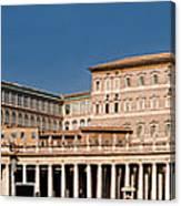 Saint Peters Square Canvas Print