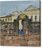 Saint Petersburg 16 Canvas Print