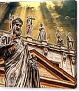Saint Pietro Canvas Print