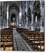 Saint Severin Canvas Print