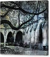 Saint Severin Parish Paris France Canvas Print
